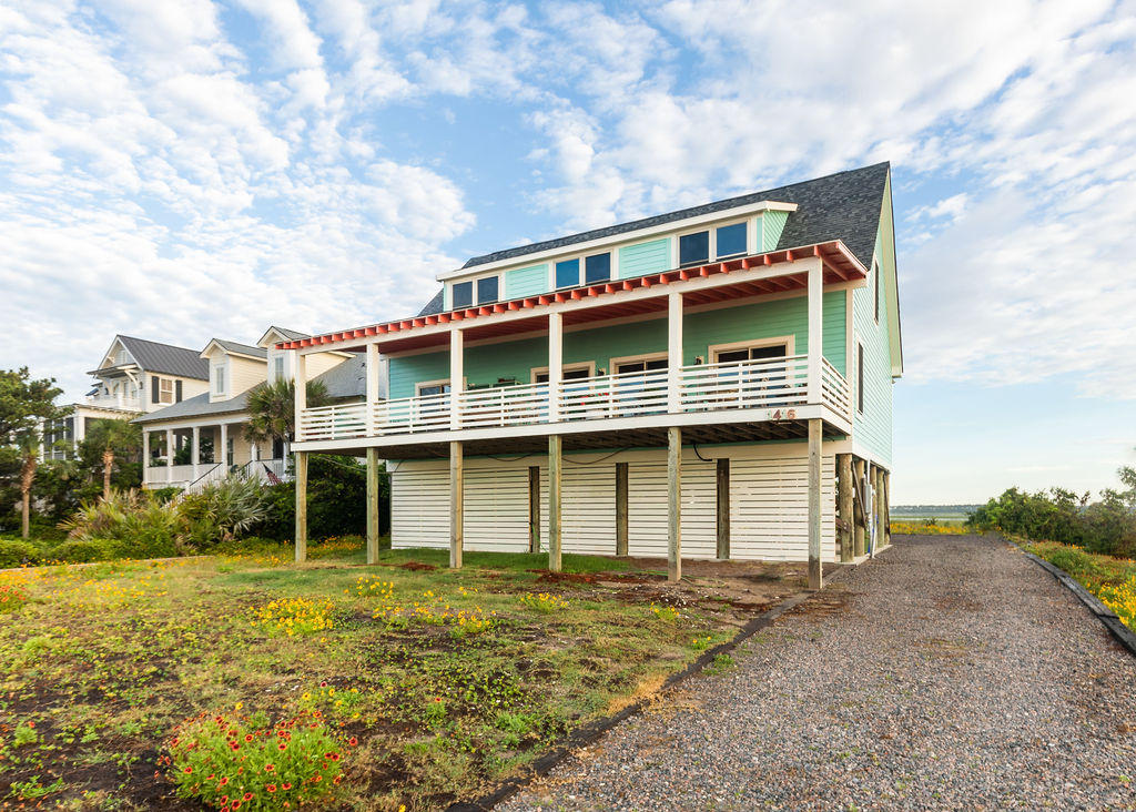 1416 E Ashley Avenue Folly Beach, SC 29439