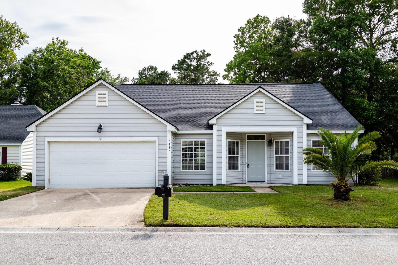 2452 Cotton Creek Drive Mount Pleasant, SC 29466