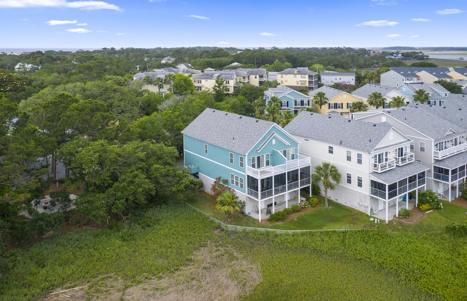 Waters Edge Homes For Sale - 80 2nd, Folly Beach, SC - 52
