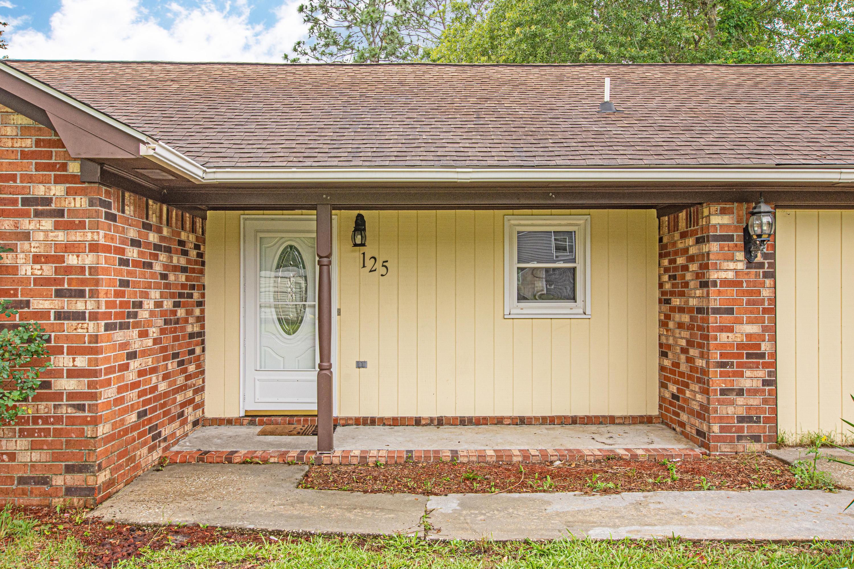125 James Road Summerville, SC 29483