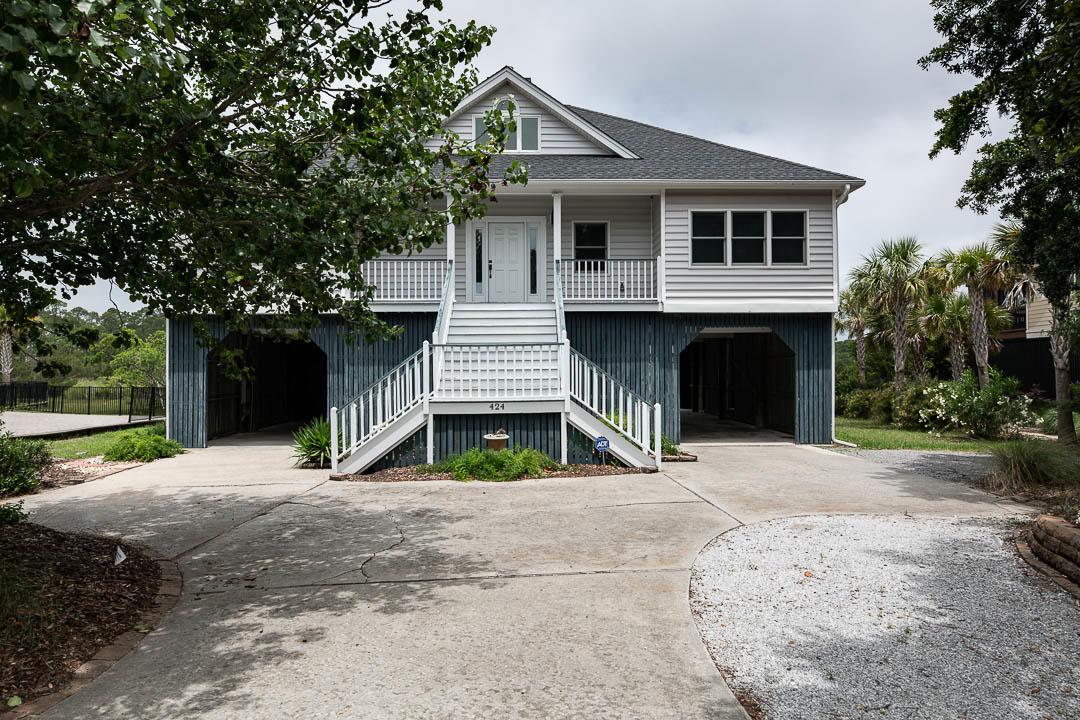 424 W Indian Avenue Folly Beach, SC 29439