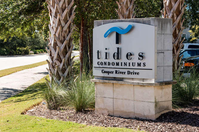Tides Condominiums Homes For Sale - 155 Wingo, Mount Pleasant, SC - 0