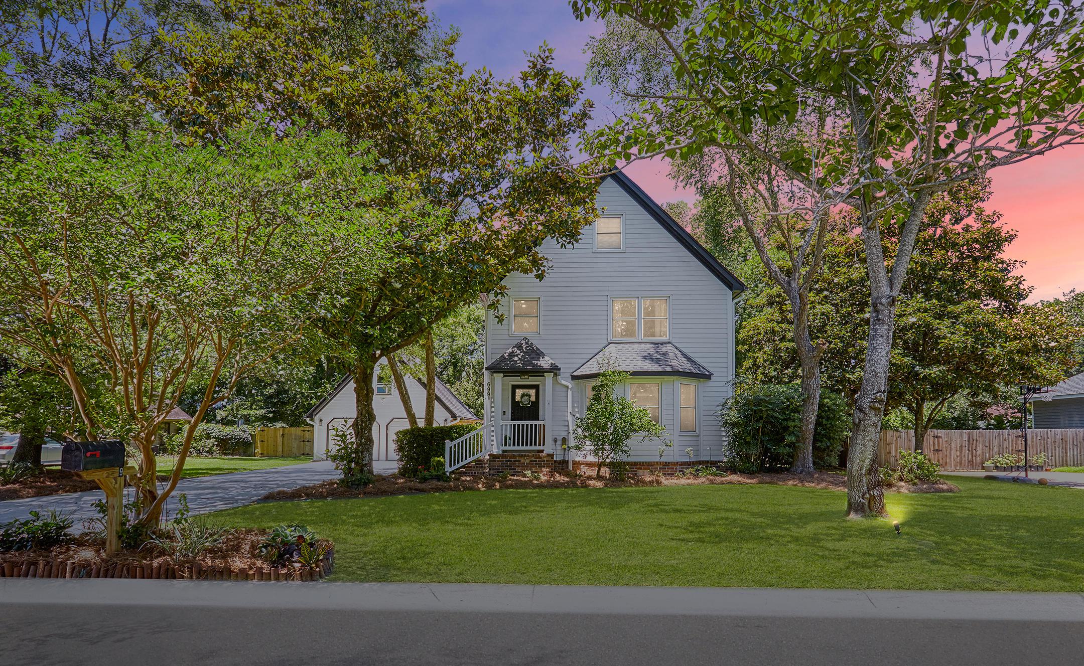 Stiles Point Plantation Homes For Sale - 699 Castle Pinckney, Charleston, SC - 32