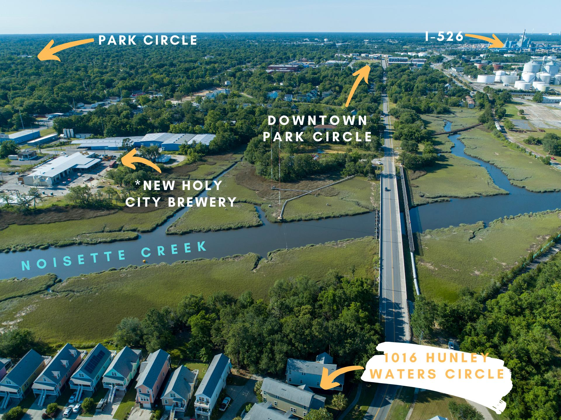 1016 Hunley Waters Circle North Charleston, SC 29405