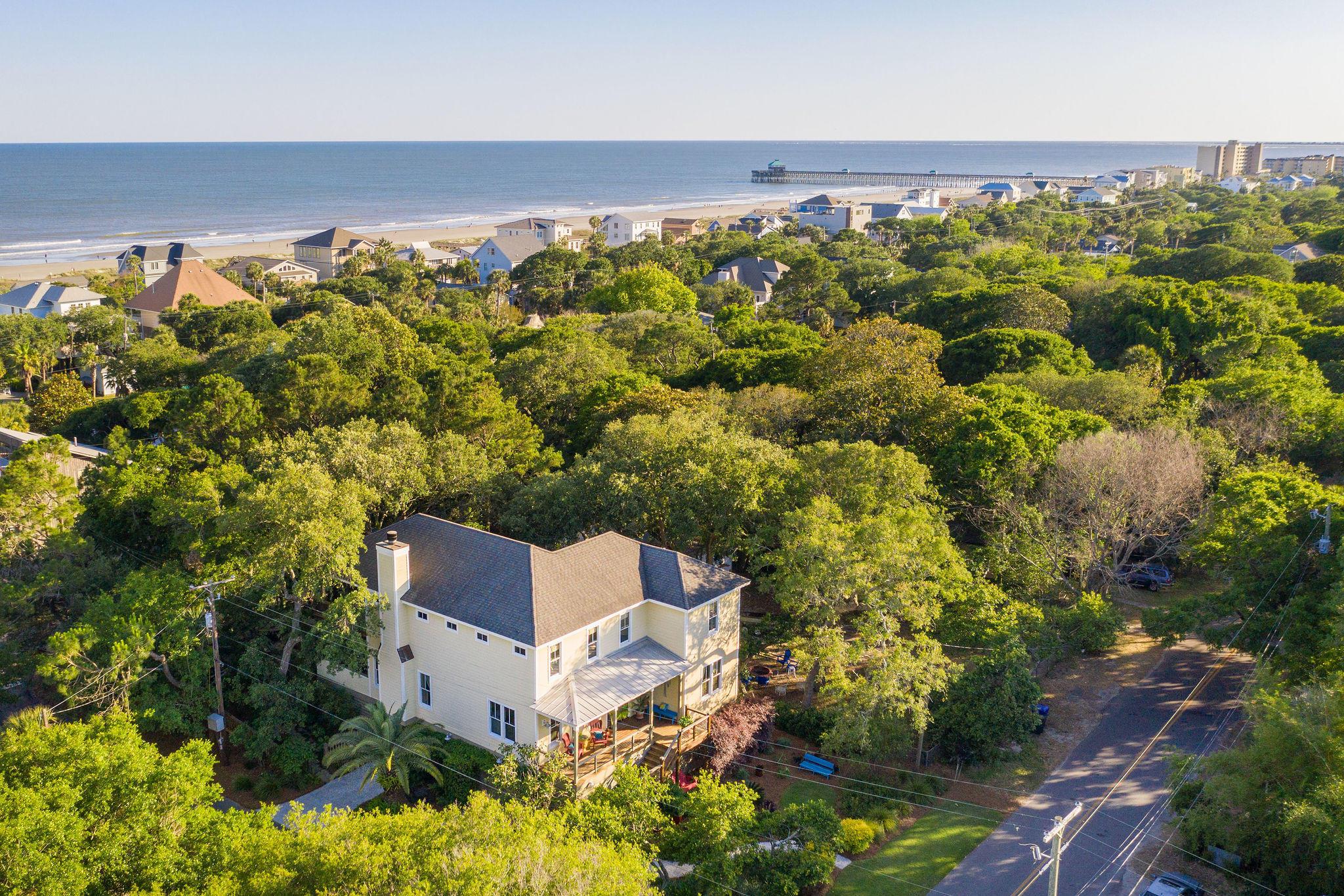 420 E Cooper Avenue Folly Beach, SC 29439