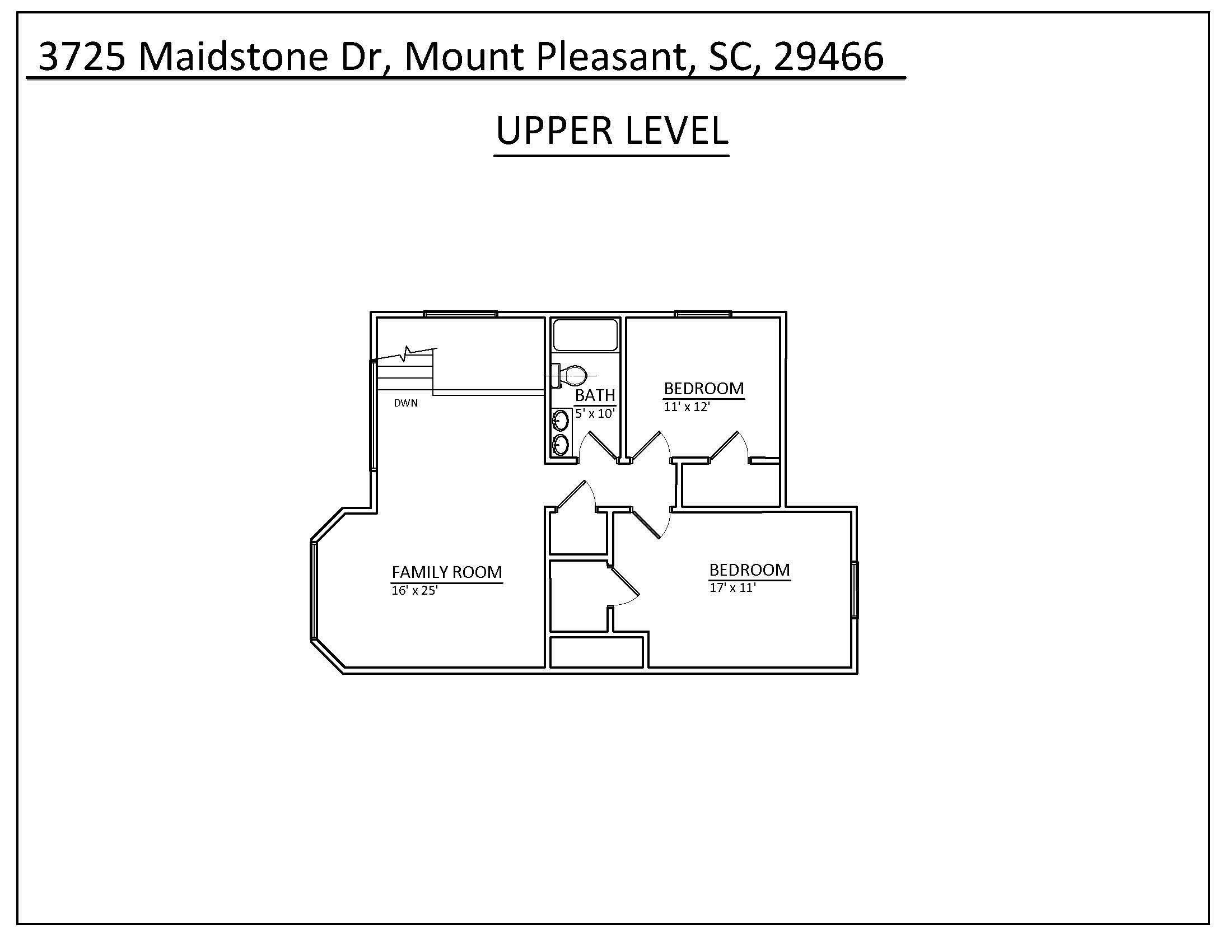 Carolina Park Homes For Sale - 3725 Maidstone, Mount Pleasant, SC - 44