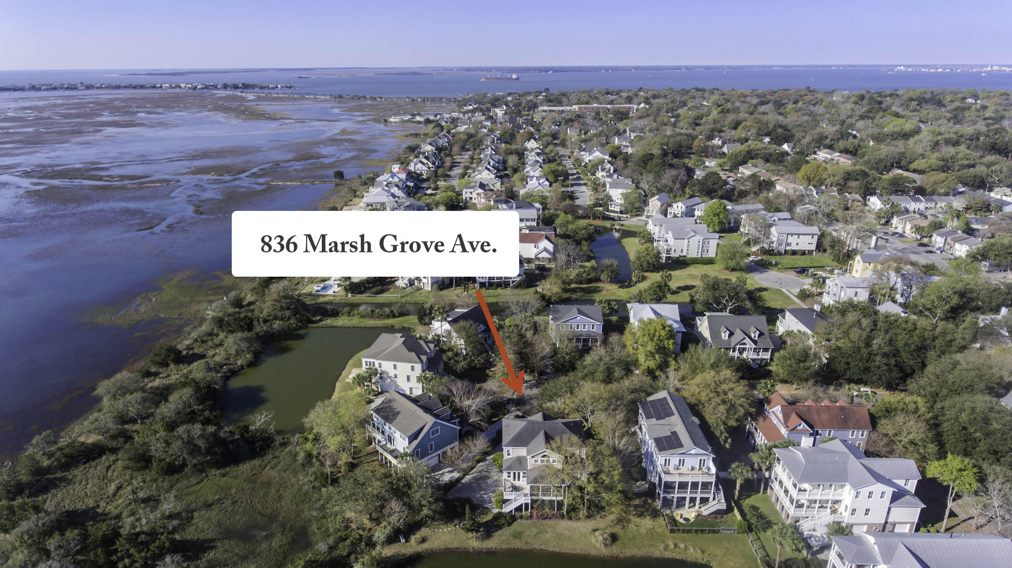 836 Marsh Grove Avenue Mount Pleasant, SC 29464