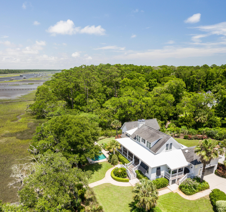 Orange Hill Plantation Homes For Sale - 3408 Bohicket Road, Johns Island, SC - 28