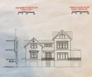 Preliminary Plan front Elevation