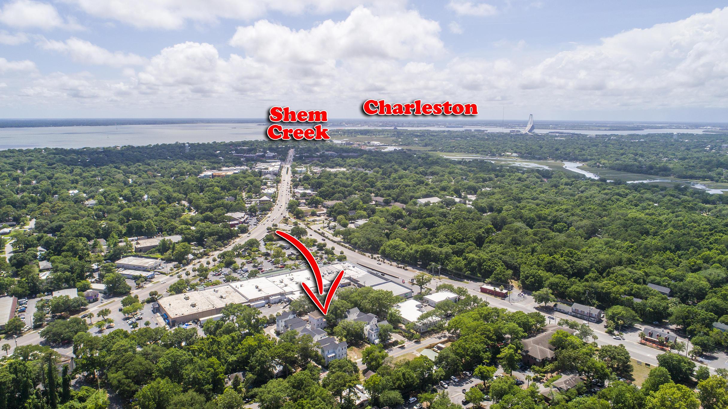 1215 Schirmer Street Mount Pleasant, SC 29464