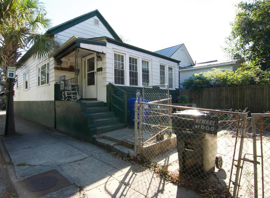 33 Sheppard Street Charleston, SC 29403