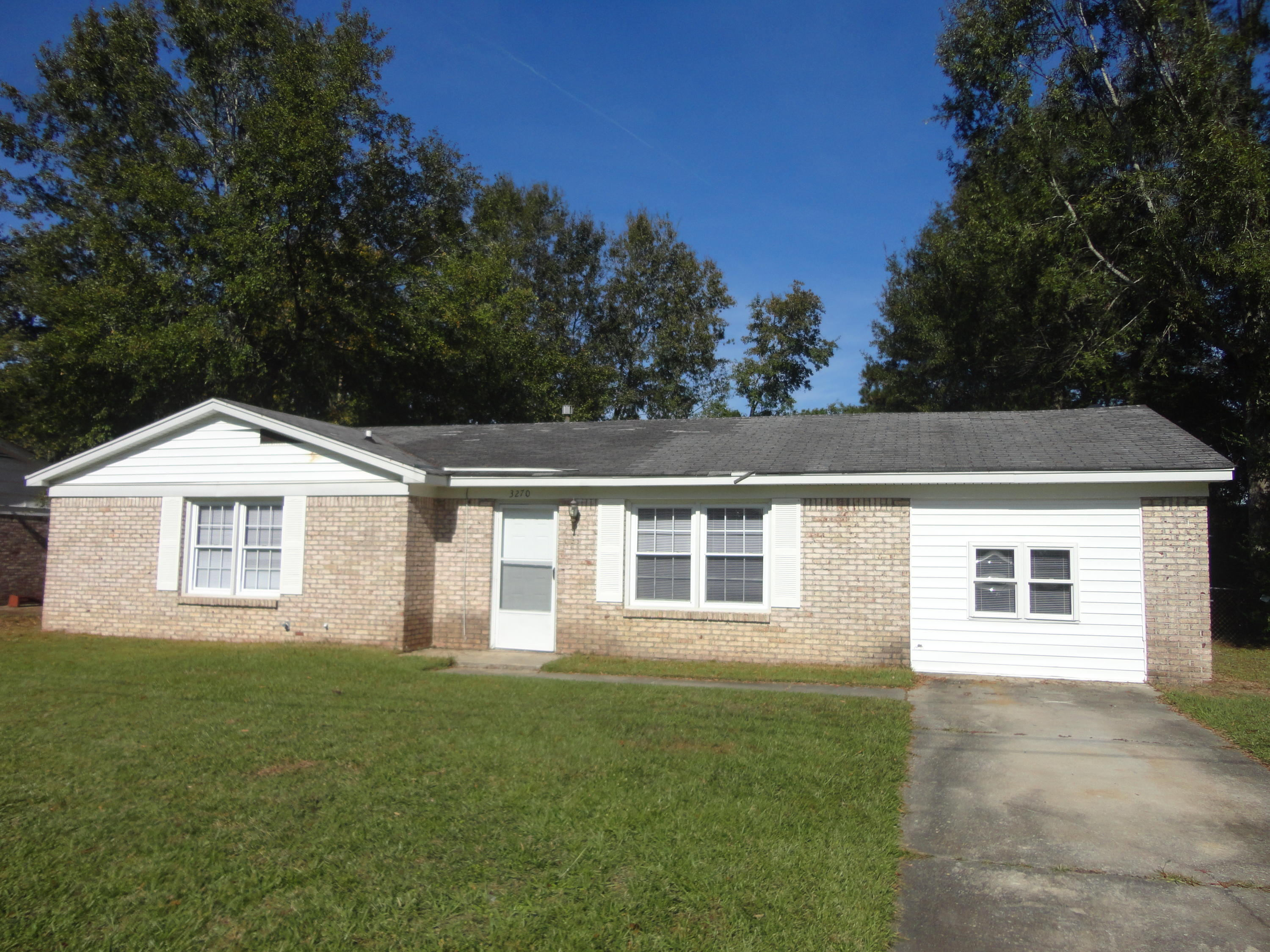 3270 Poindexter Road North Charleston, SC 29420