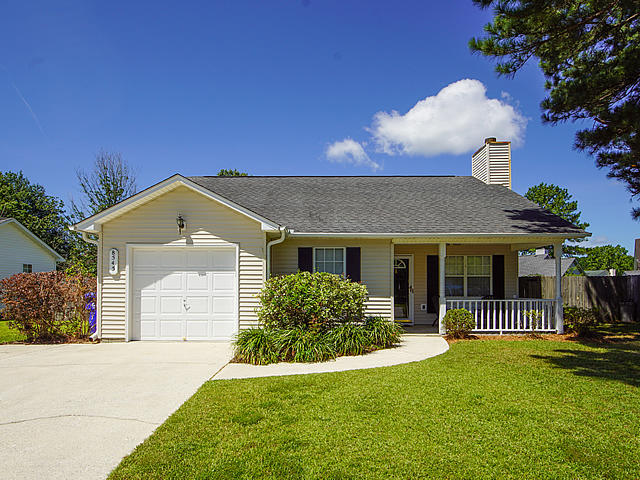 8545 Lake Marion Drive North Charleston, SC 29406