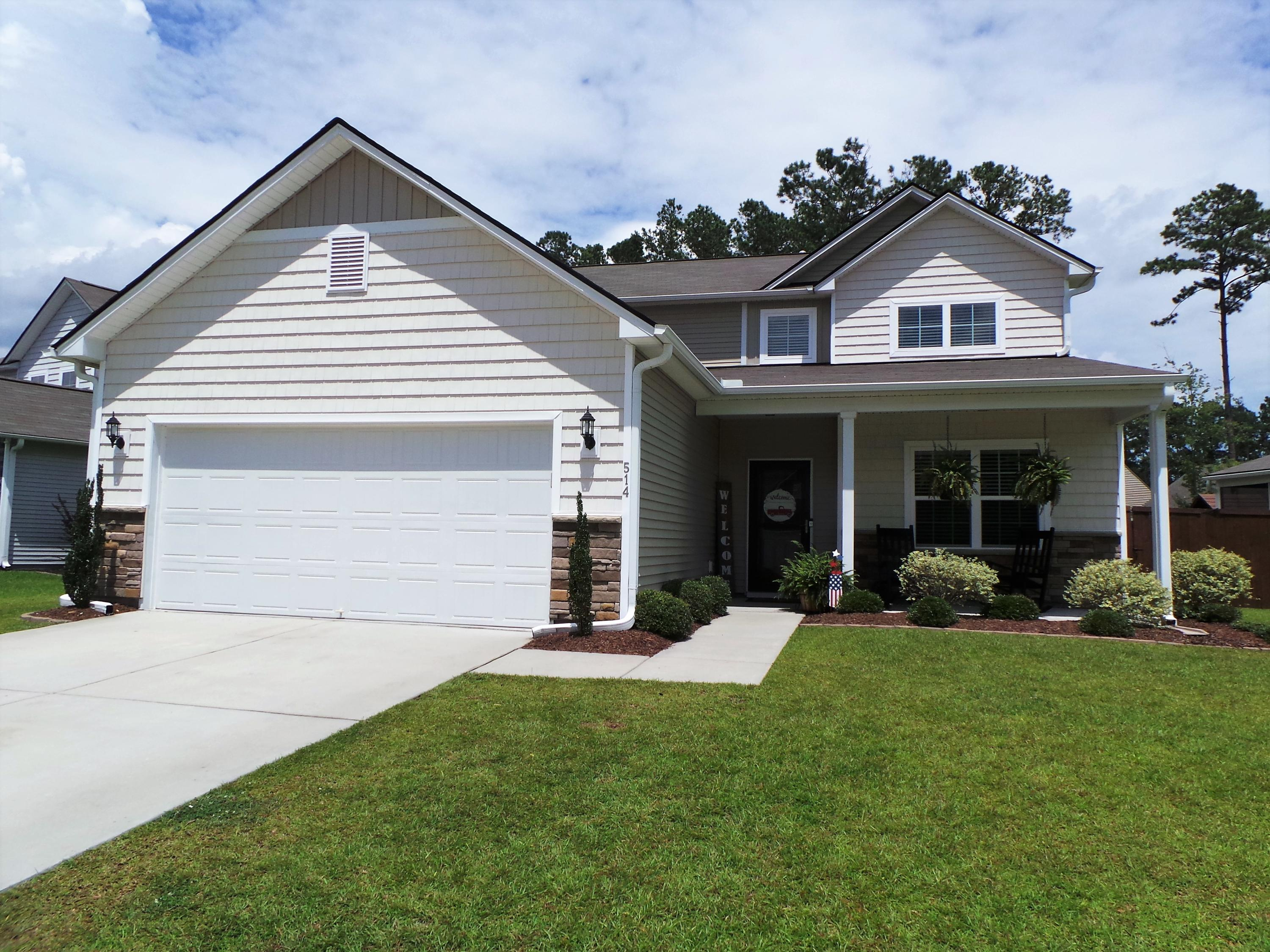 514 Stafford Springs Court Summerville, Sc 29486