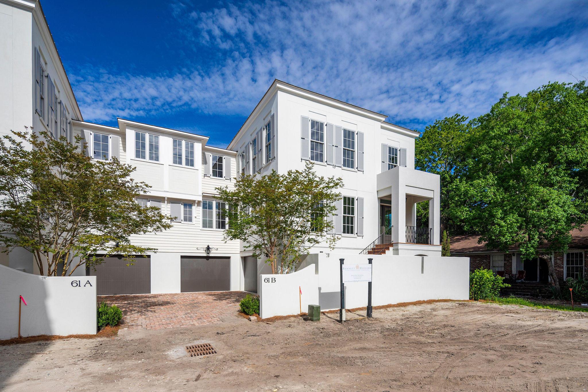 61 B Barre Street Charleston, SC 29401