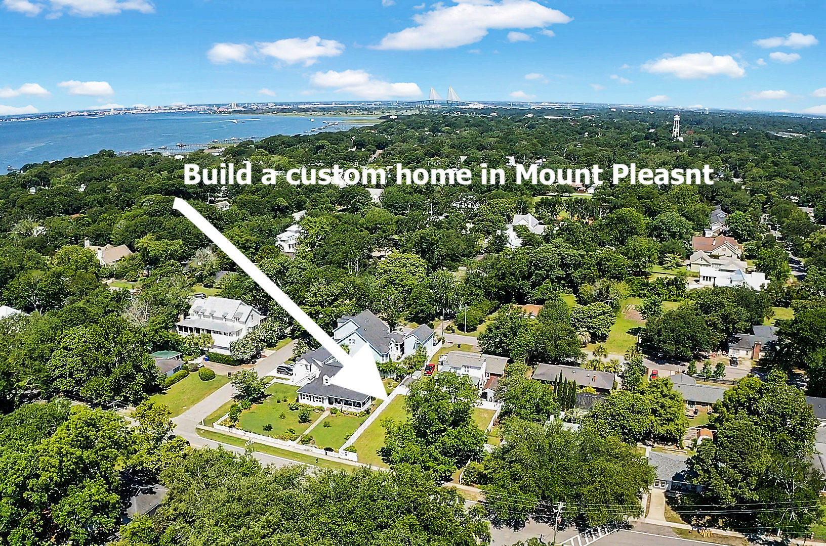 546 Center Street Mount Pleasant, SC 29464