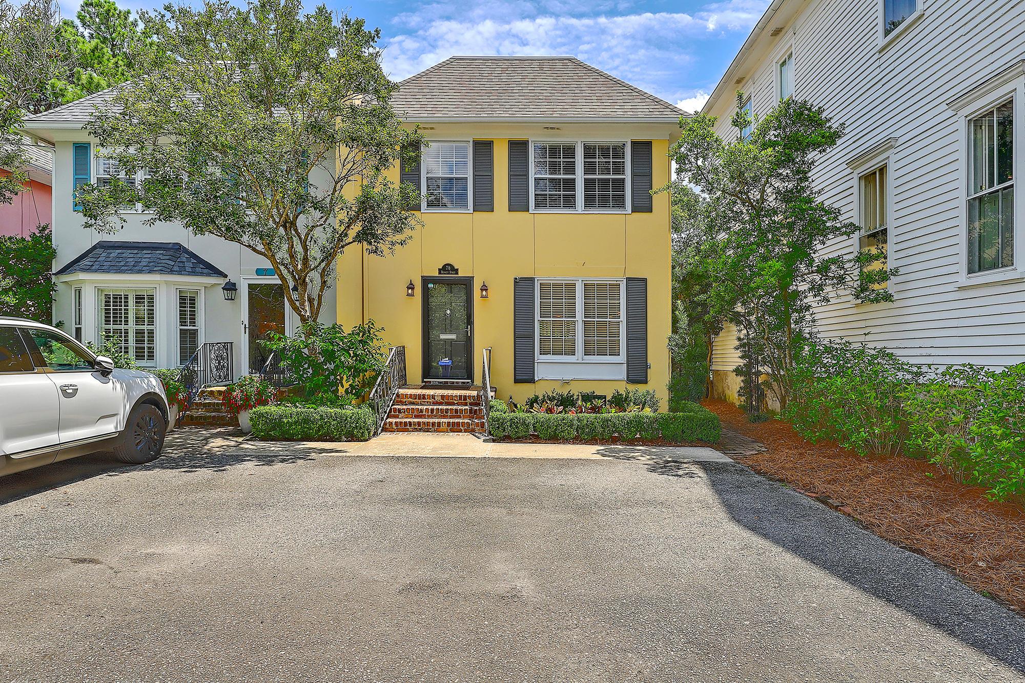 7 1/2 Bennett Street Charleston, SC 29401