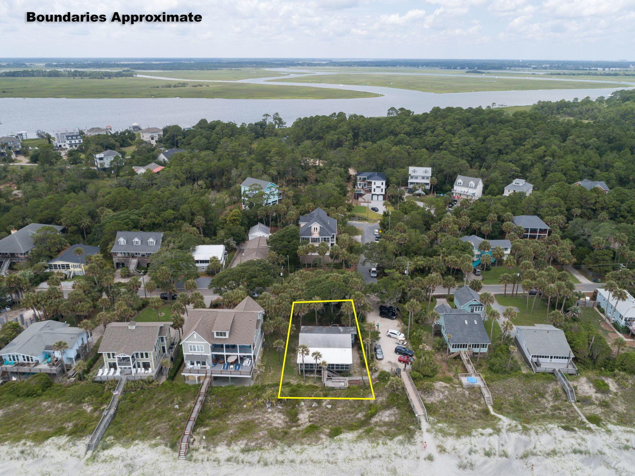 801 W Ashley Avenue Folly Beach, SC 29439