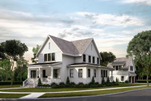 Rendering of 3803 SAWYERS ISLAND DRIVE PROPOSED CONSTRUCTION