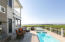 POOL AND HOT TUB WITH VIEWS OF FOLLY RIVER AND MARSH