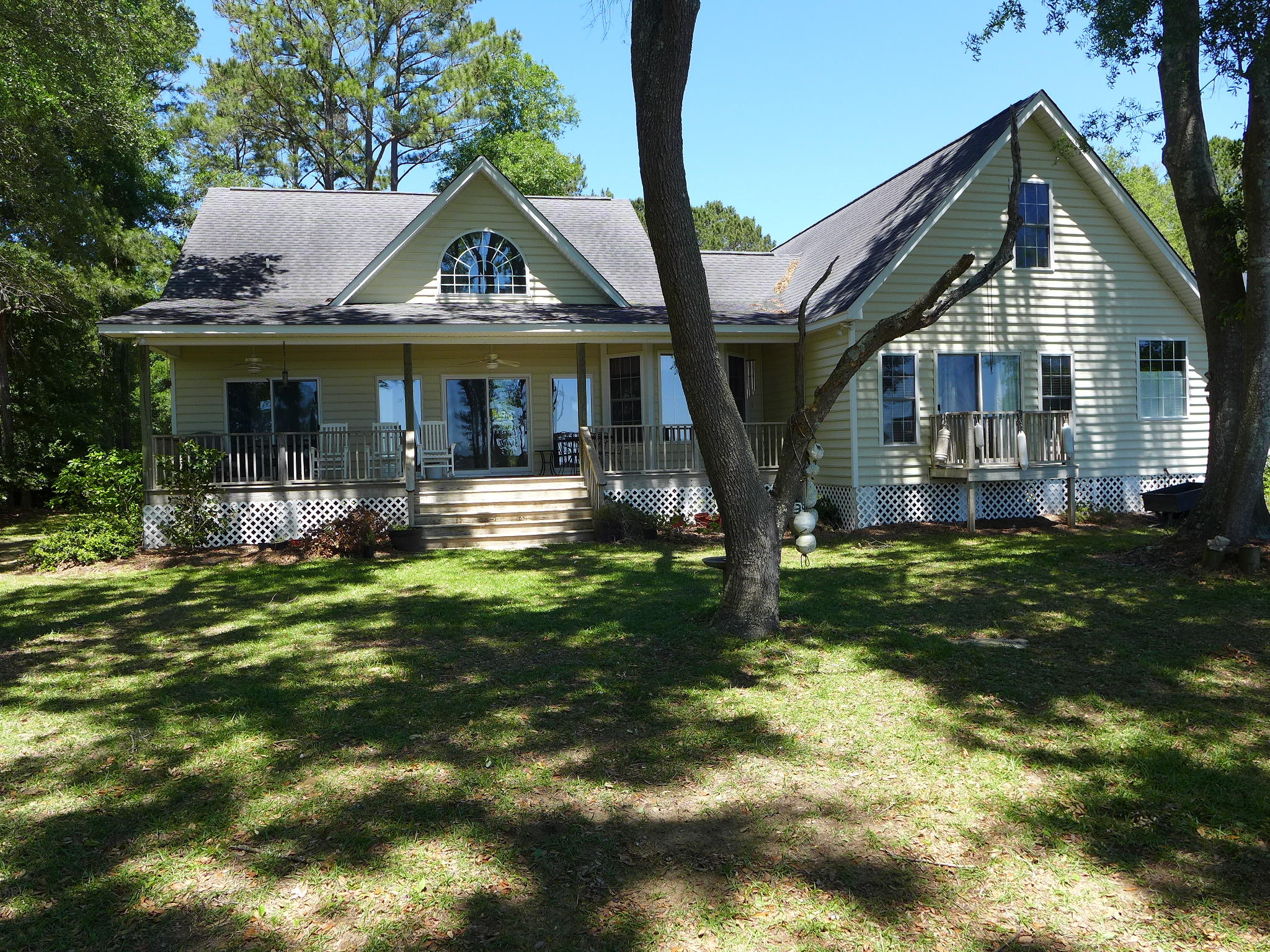 8563 Middleton Point Lane Edisto Island, SC 29438
