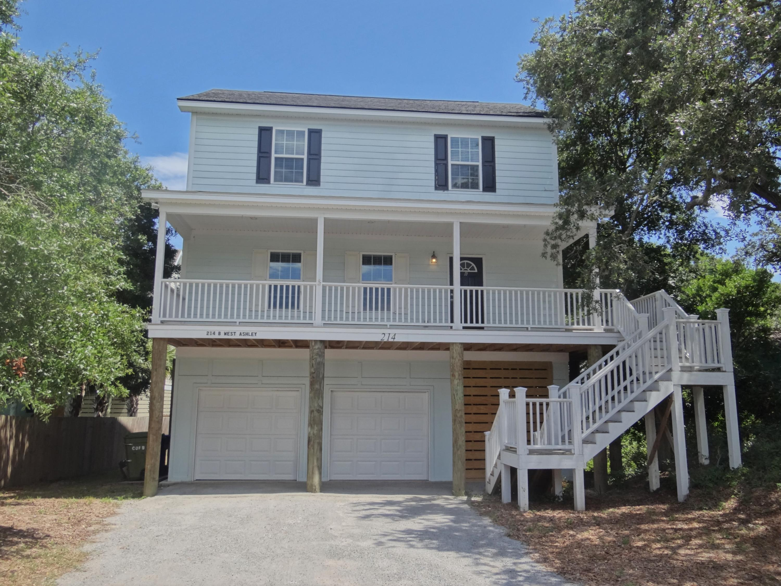207 W Ashley Avenue Folly Beach, SC 29439