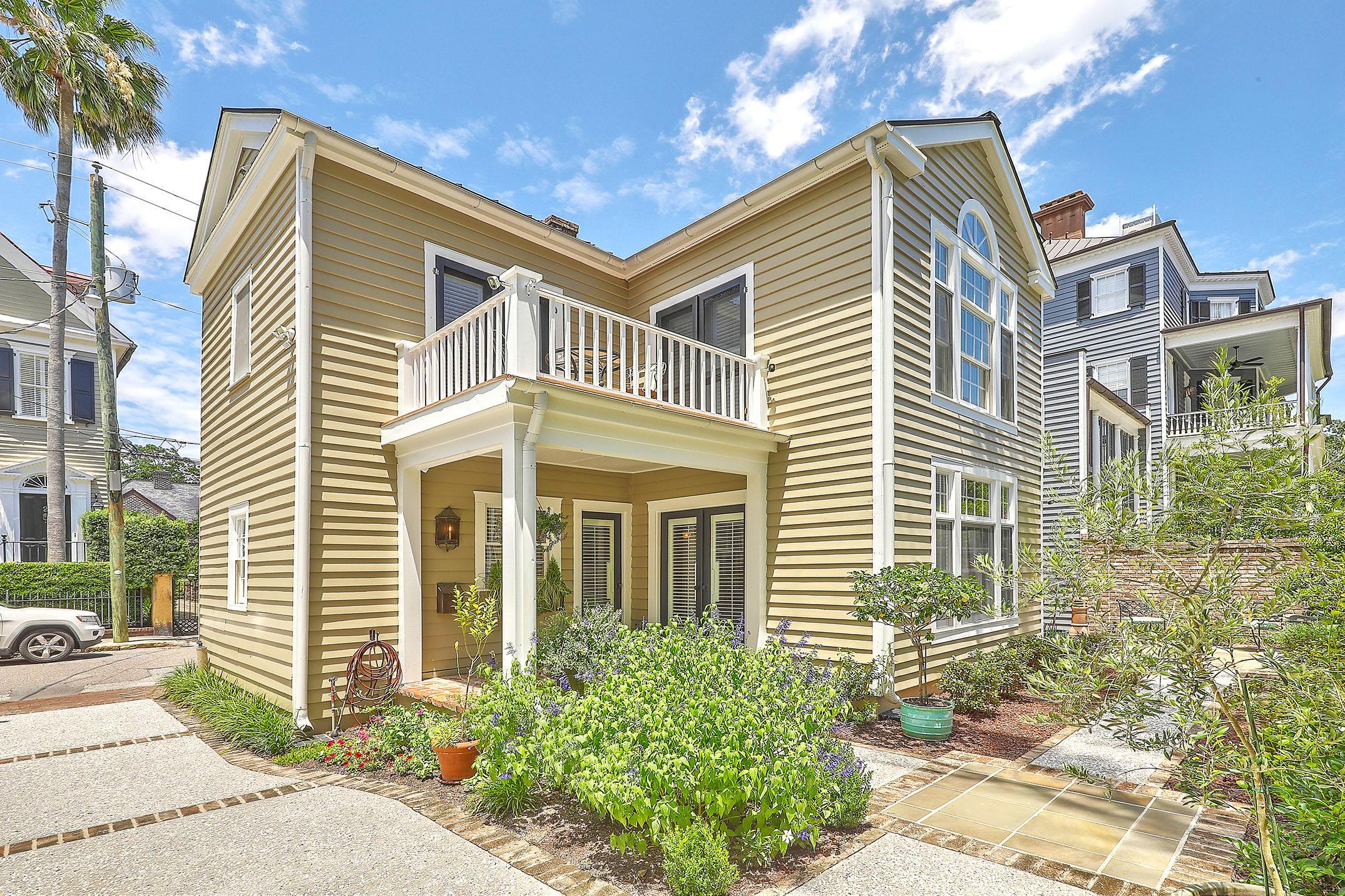 1-1/2 Gibbes Street Charleston, SC 29401