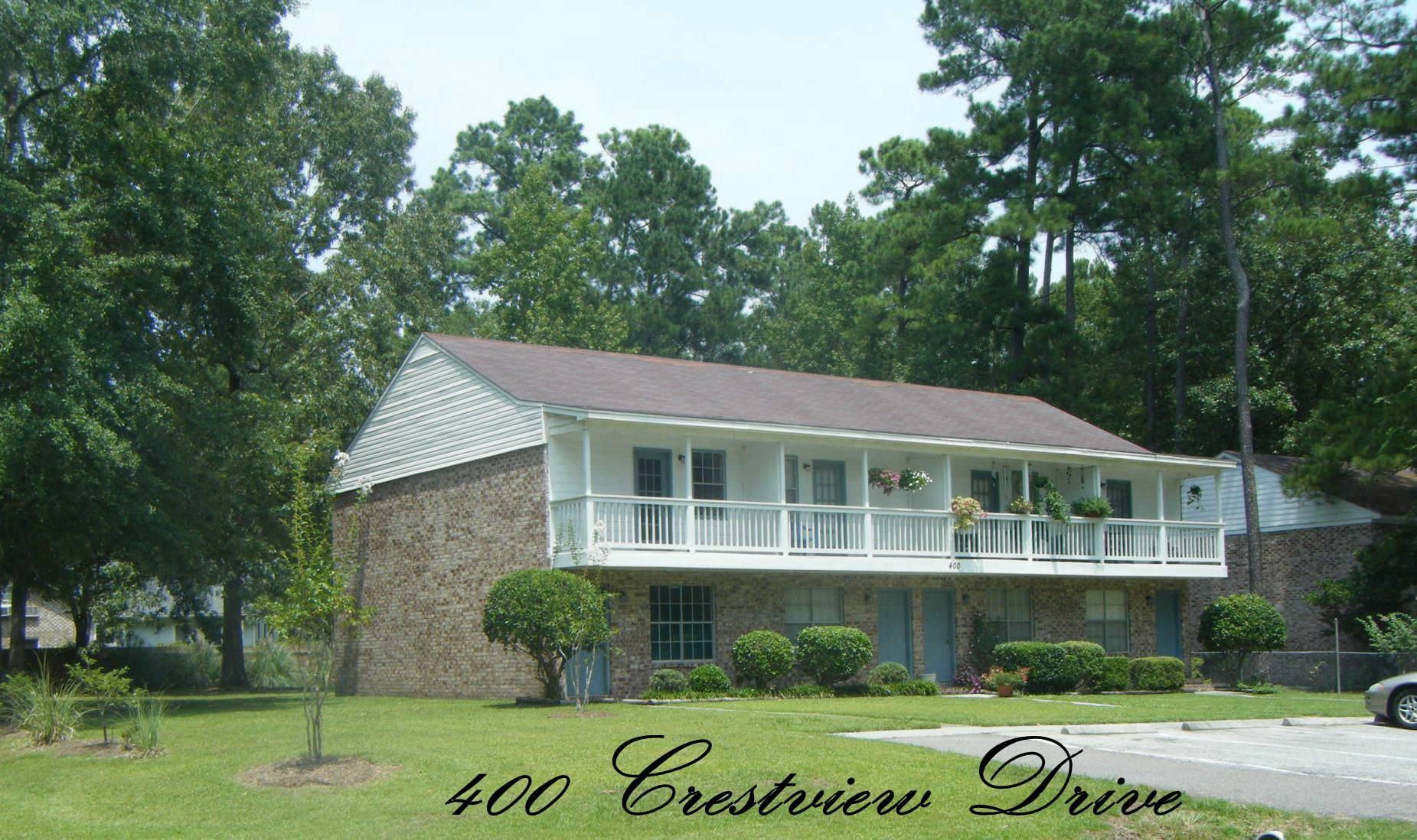 400 Crestview Drive Summerville, SC 29485