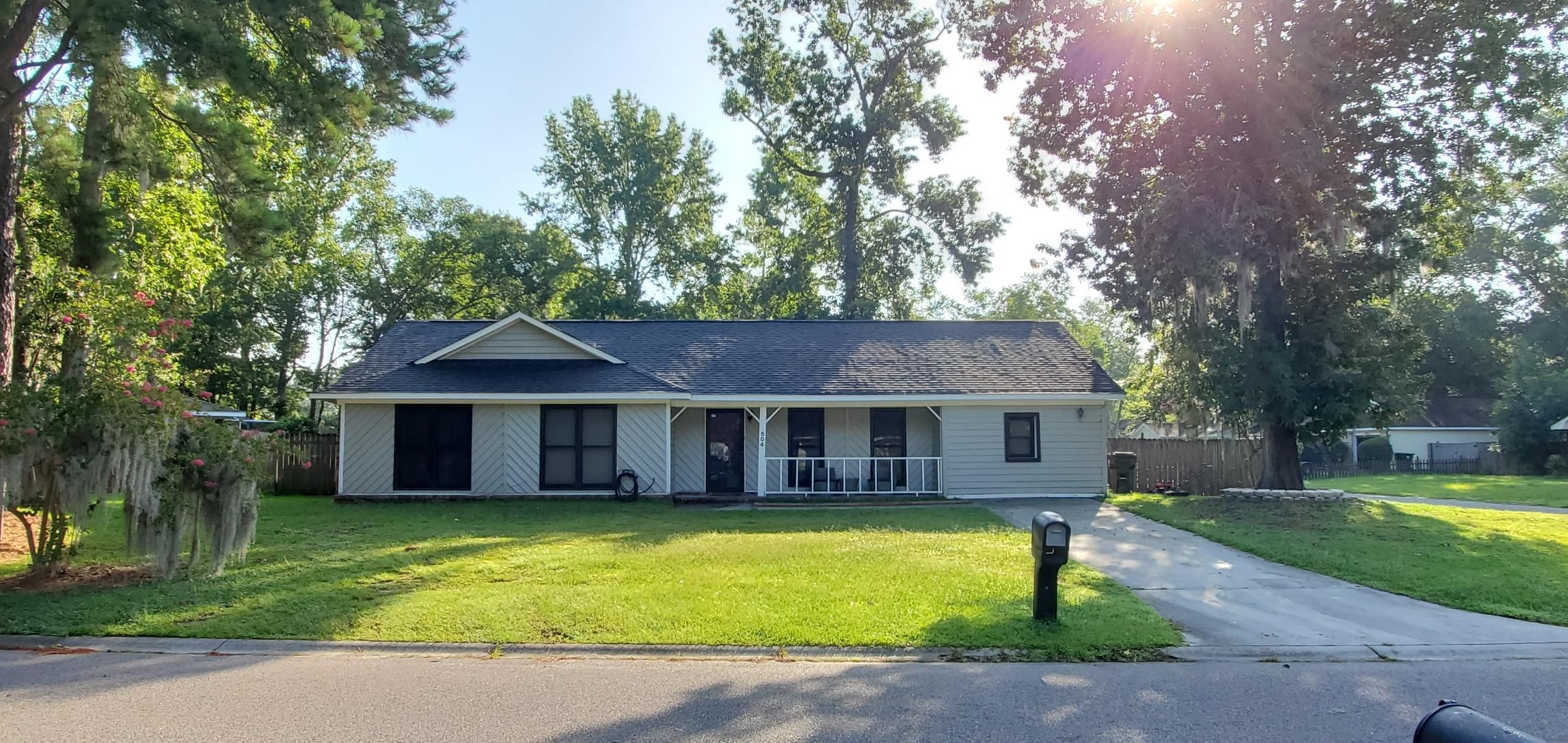 504 Temple Road Ladson, SC 29456