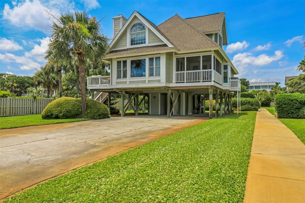 7 Surf Lane (1/4) Isle Of Palms, SC 29451