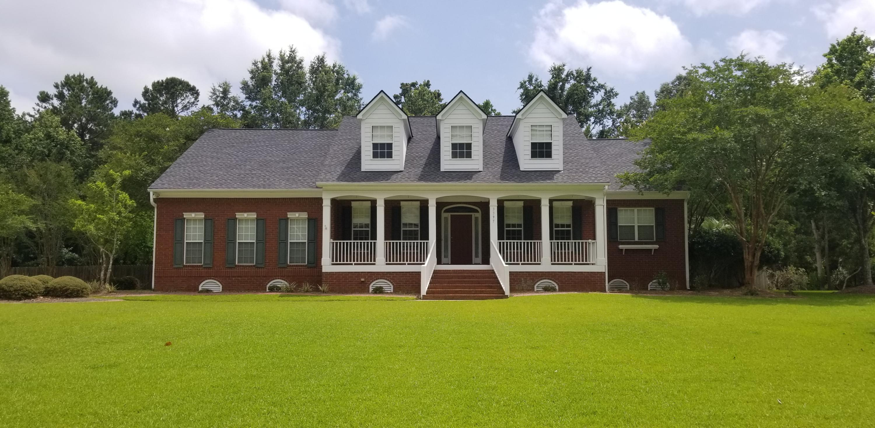 3397 Shagbark Circle Mount Pleasant, Sc 29466