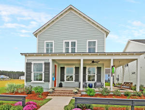 The Model home 115 Bright Leaf Loop Nexton