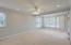 Owners Suite - plenty of light