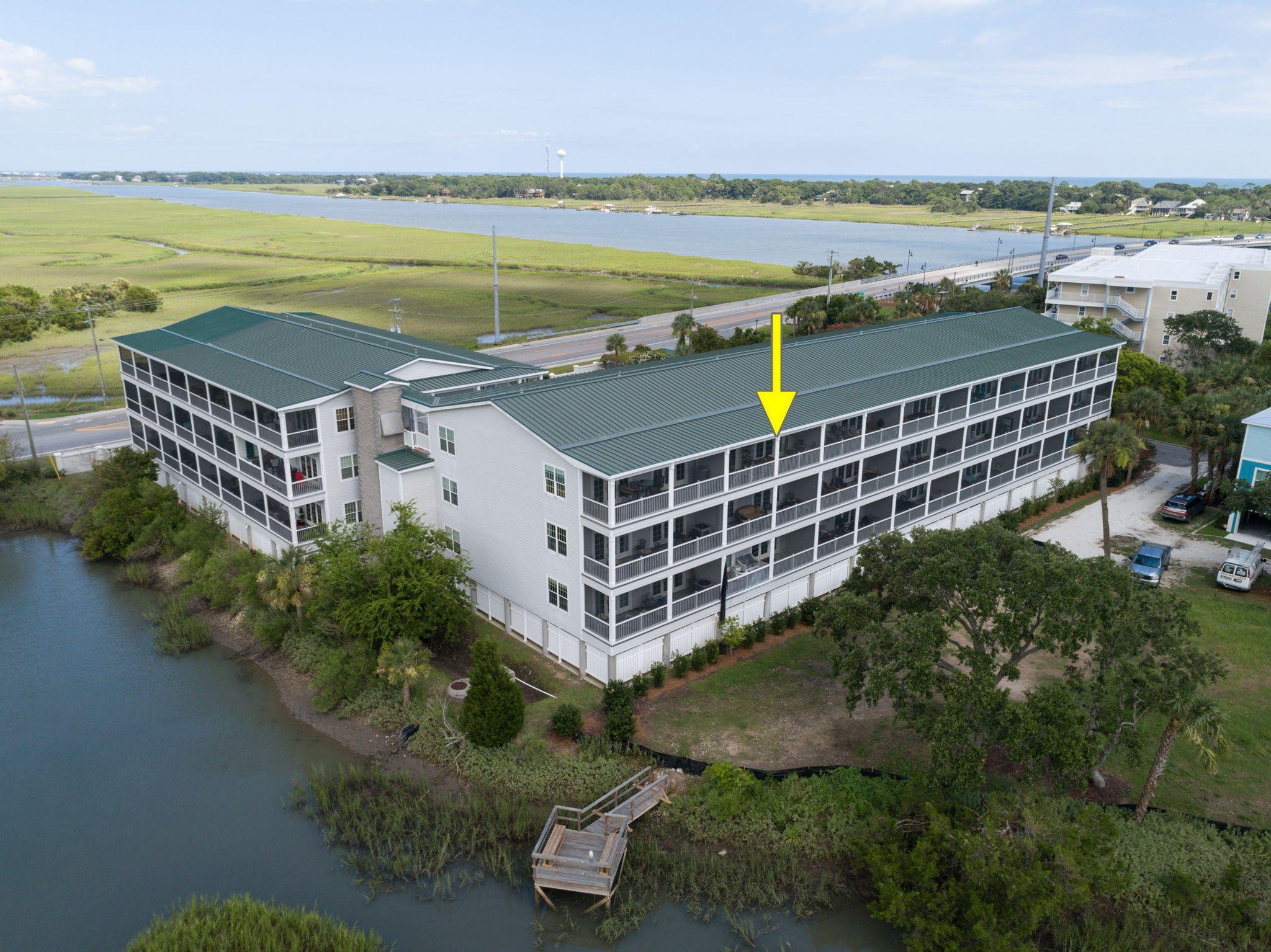 2393 Folly Road UNIT 2-P Folly Beach, SC 29439