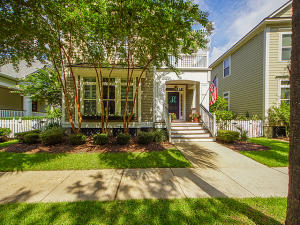 Welcome home to 164 Etiwan Park Street!