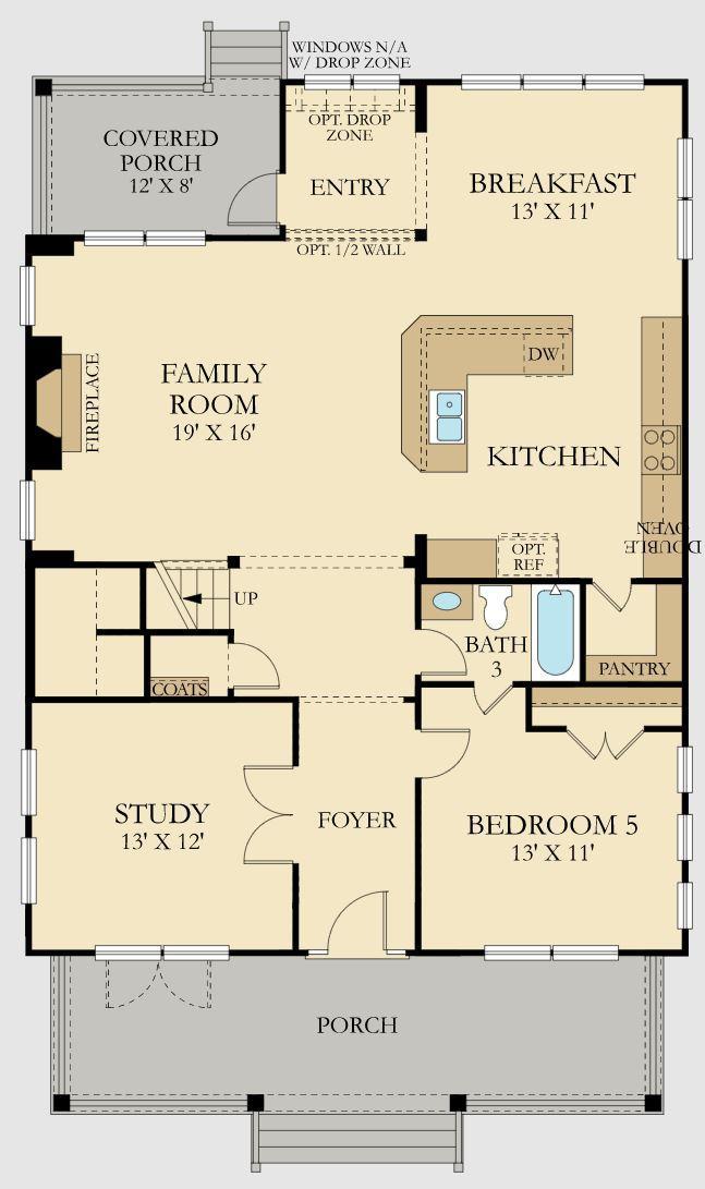 Carolina Park Homes For Sale - 3539 Bayden Bridge, Mount Pleasant, SC - 1
