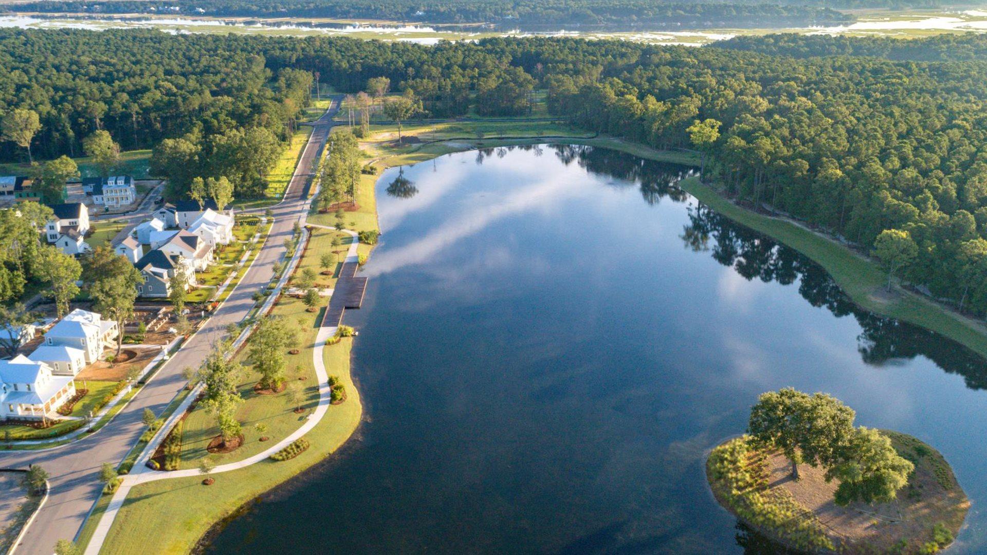 Carolina Park Homes For Sale - 3539 Bayden Bridge, Mount Pleasant, SC - 3