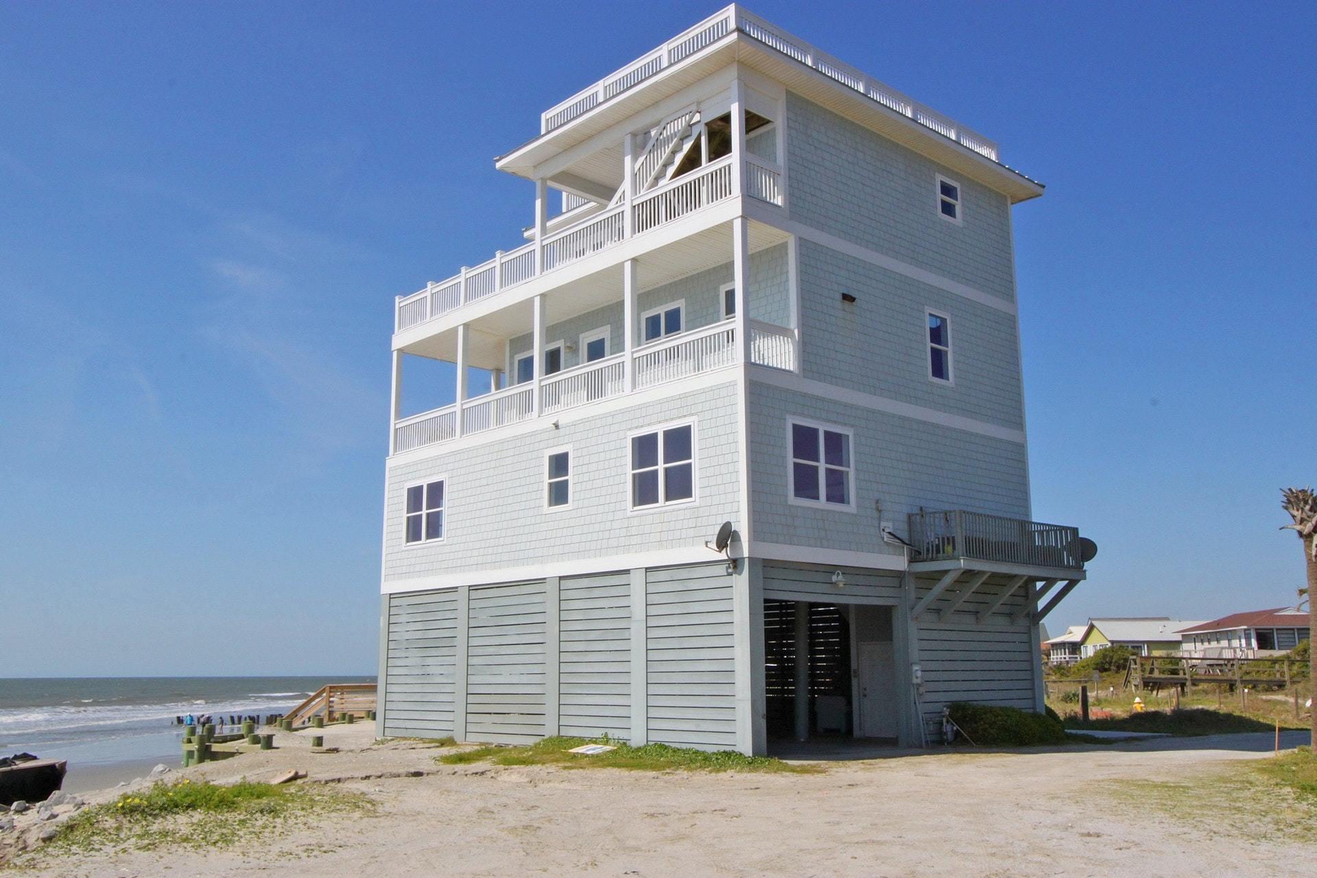 4 Summer Place Folly Beach, SC 29439