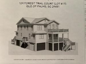 107  Forest Trail Court  Isle of Palms, SC 29451