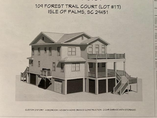 105 Forest Trail Court Isle Of Palms, SC 29451