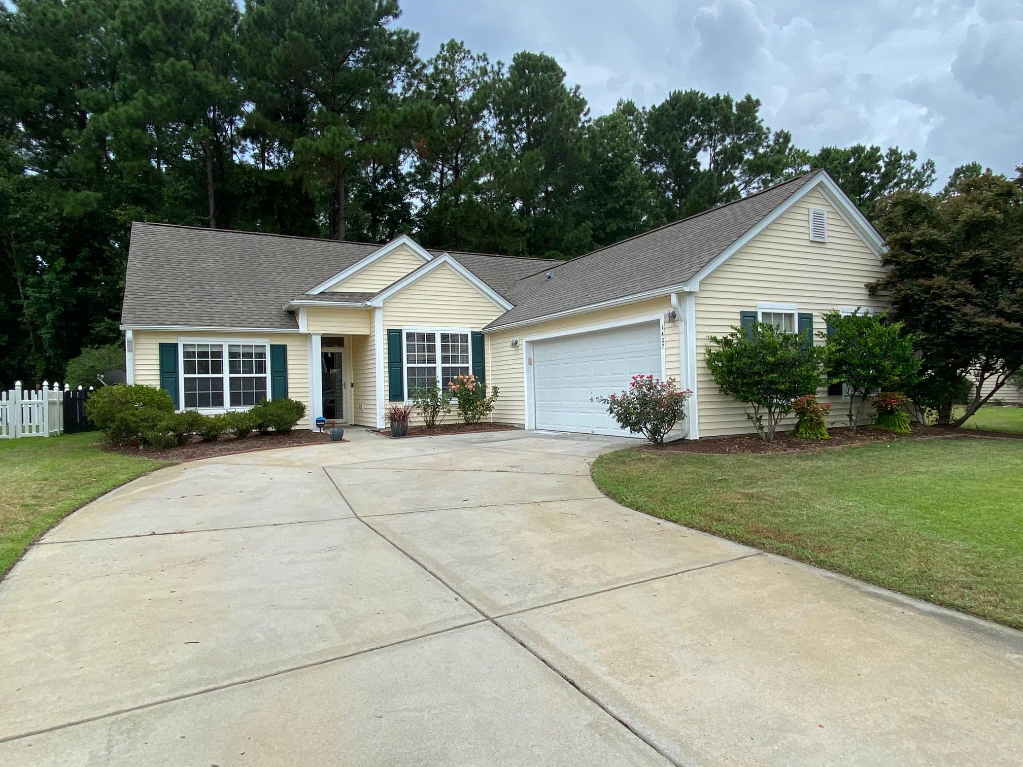 1427 Harbor Mist Court Charleston, Sc 29492