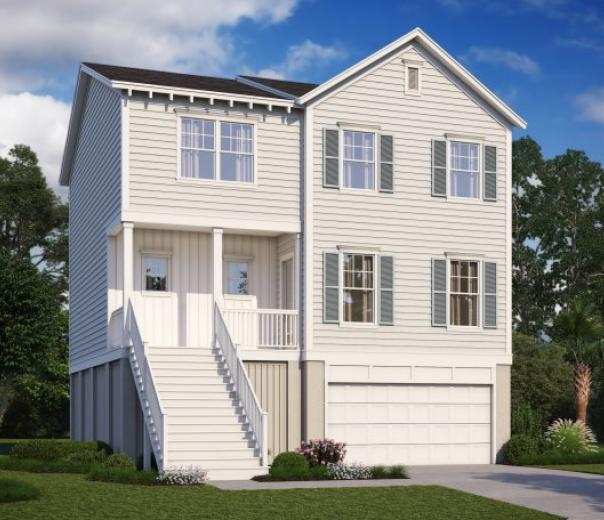 Stratton by the Sound Homes For Sale - 3592 Tidal Flat, Mount Pleasant, SC - 1