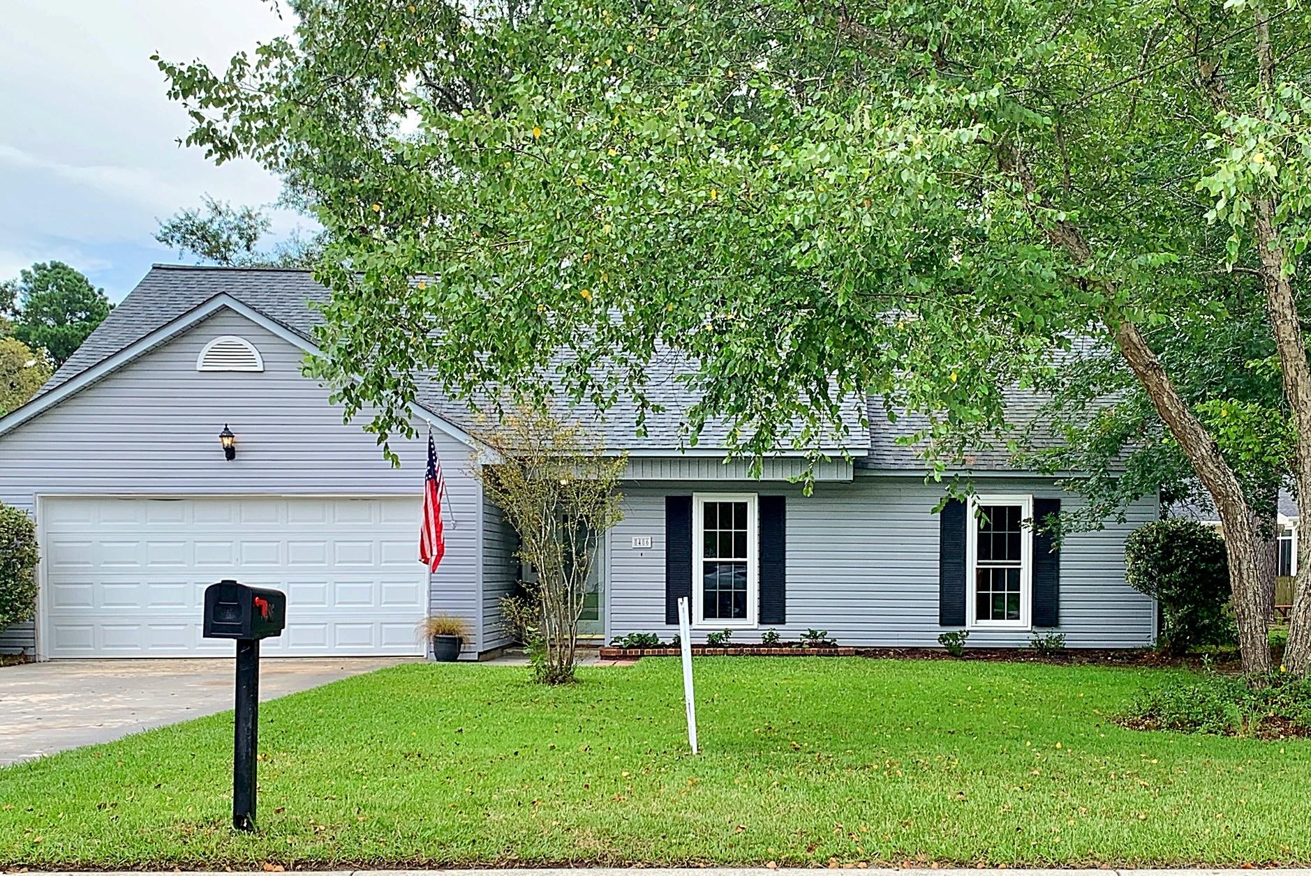 8486 William Moultrie Drive Charleston, SC 29420