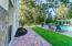 new landscaping in through-out property with tropical plants and new sod