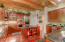 Enjoy the warmth of this well designed kitchen