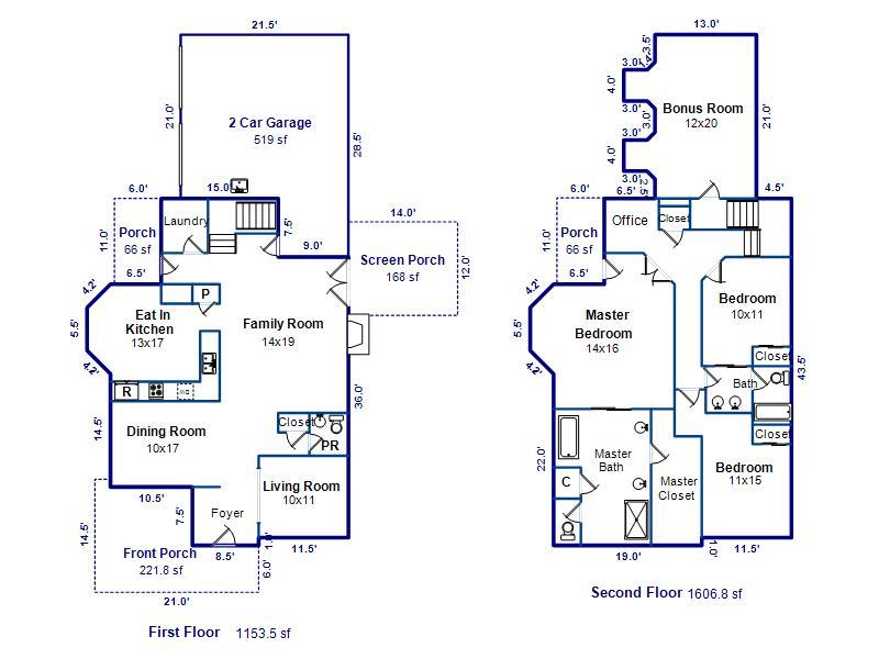Hamlin Plantation Homes For Sale - 1553 Guilford, Mount Pleasant, SC - 20
