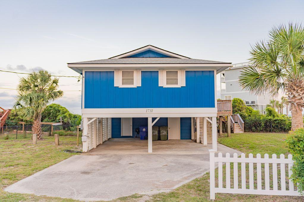 1731 E E Ashley Avenue Folly Beach, SC 29439