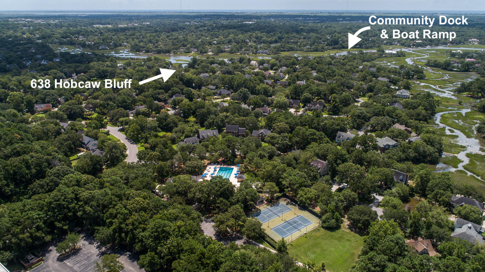 Hobcaw Creek Plantation Homes For Sale - 638 Hobcaw Bluff, Mount Pleasant, SC - 35