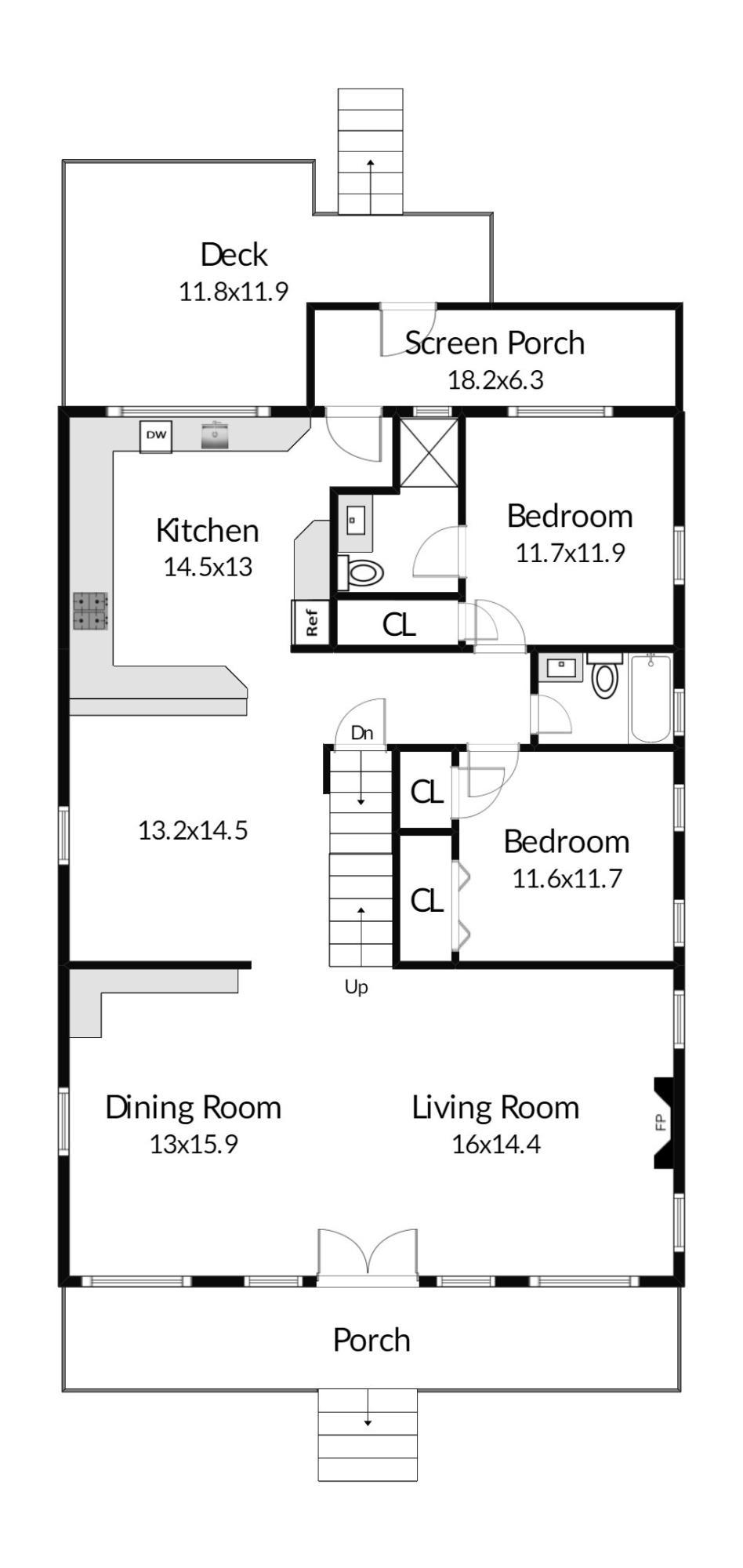 956 Middle Street UNIT B Sullivans Island, SC 29482