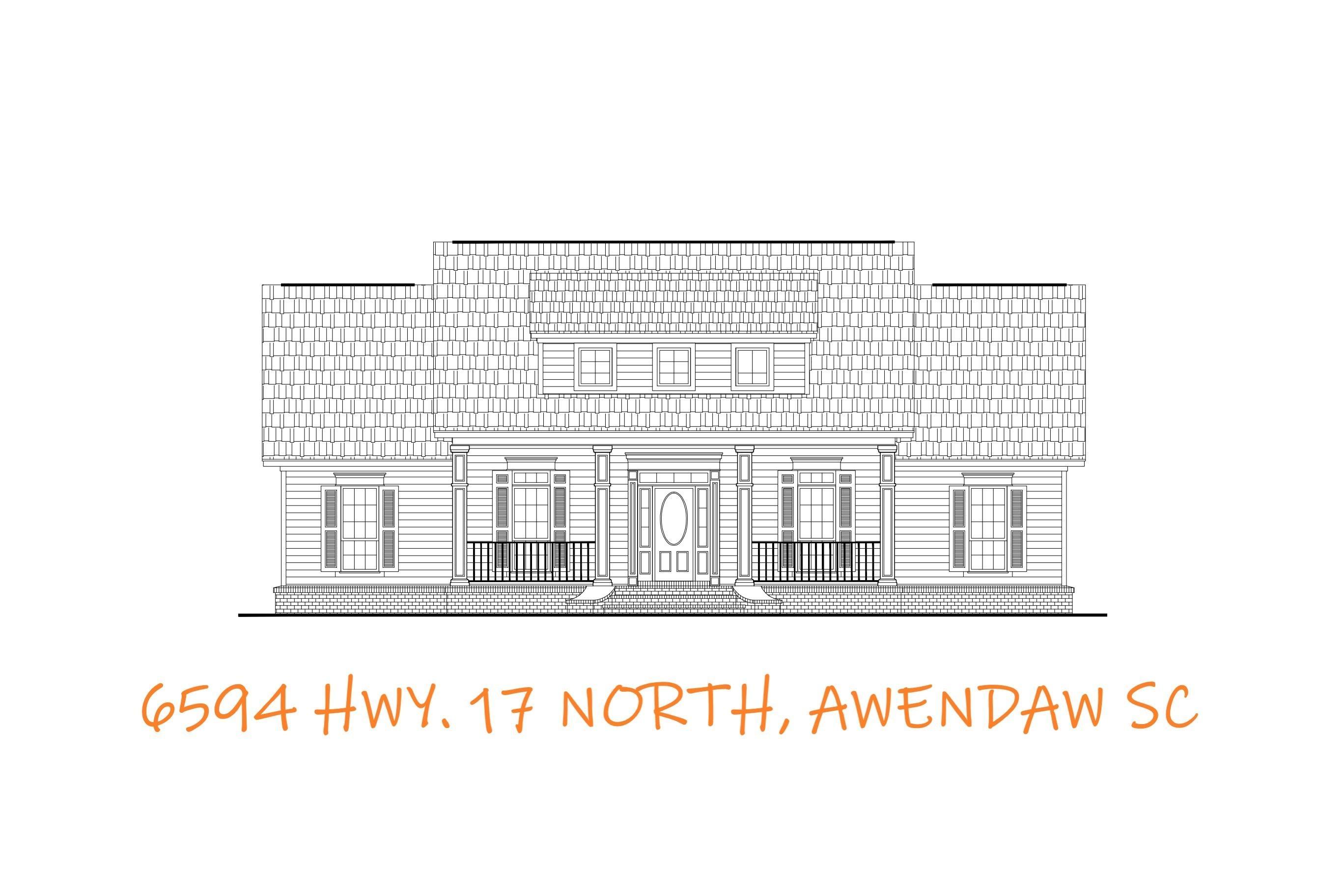 6594 N Highway 17 Awendaw, SC 29429